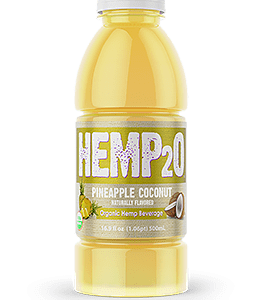 Hemp2o Pineapple Coconut