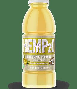 Hemp2o Pineapple Coconut