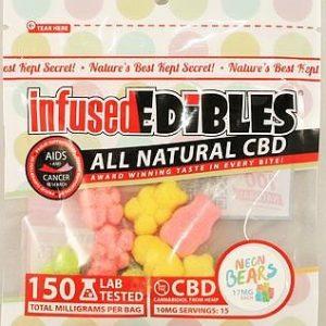 Infused Edibles CBD Gummies