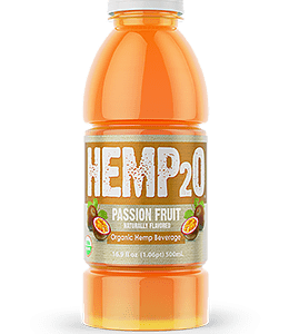 Hemp2o Passion Fruit