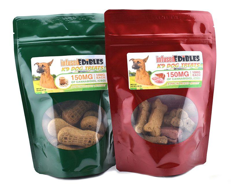 Infused Edible CBD Dog Treats