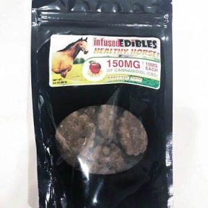 Infused Edible CBD Horse Treats