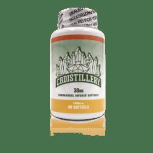 CBDistillery - CBD Softgels