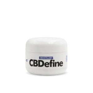 CBDistillery - CBDefine Face Cream