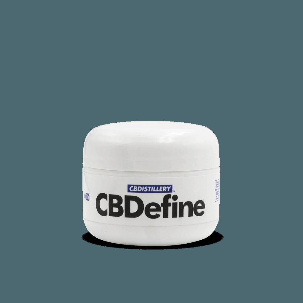 CBDistillery - CBDefine Face Cream
