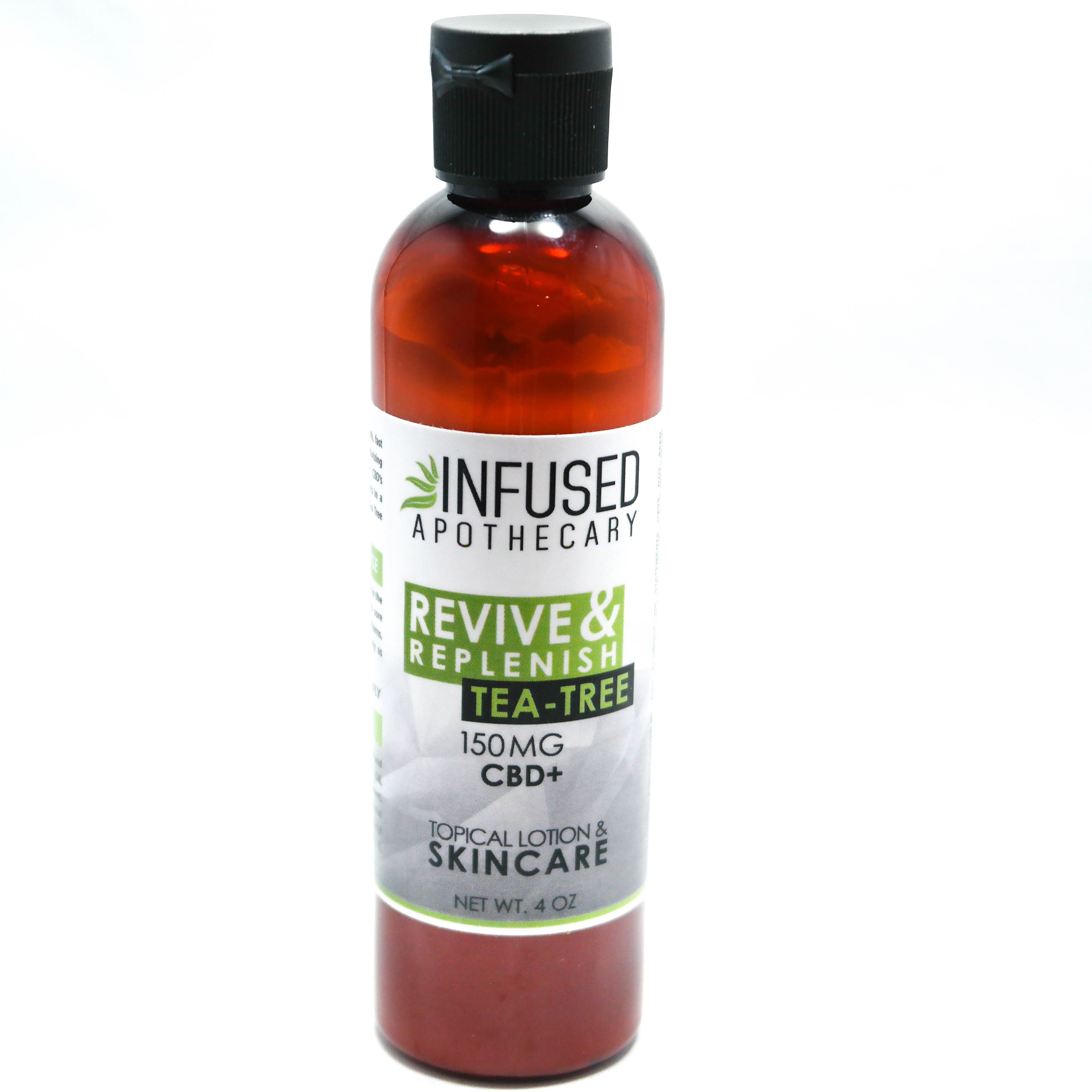 Infused Apothecary CBD Lotion