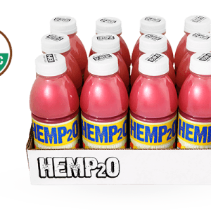 Hemp2o - Apricot Blueberry