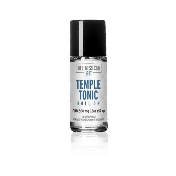 Wellness CBD 1937 Temple Tonic