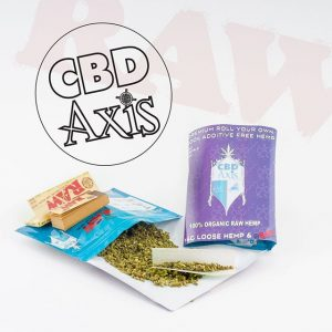 Axis CBD roll your own hemp