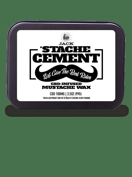 Jack's CBD Mustache Cement