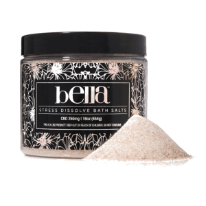 Bella CBD Bath Salts