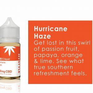 hystyle CBD Hurricane Haze