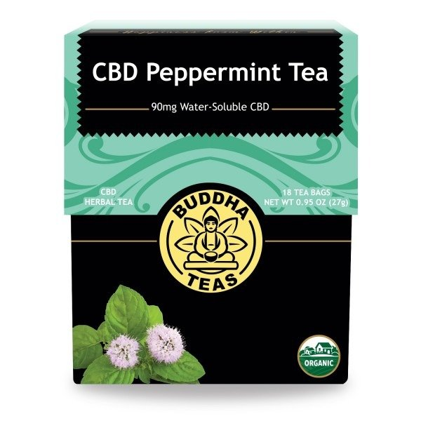 CBD Peppermint Tea