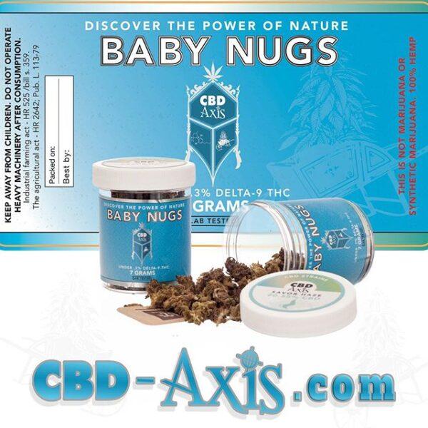 Axis Bay nugs