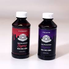 Illuminati CBD Syrup