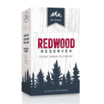 Redwood Reserve hemp smokes
