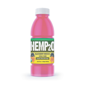 Hemp2o Blackberry Hibiscus