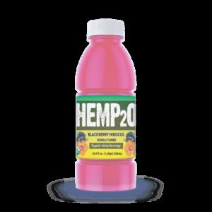Hemp2o Blackberry Hibiscus