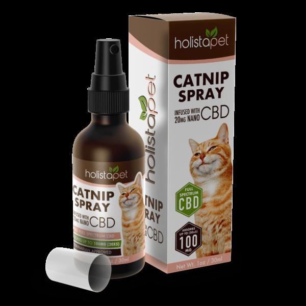 Holistapet CBD catnip