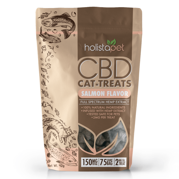 holistapet cbd cat treats