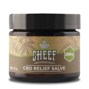 Cheef Botanicals CBD Salve