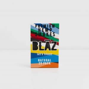 Blaz natural hemp
