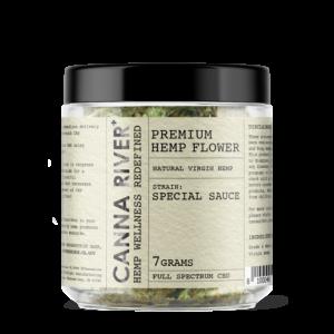 Canna River Hemp Jar special sauce