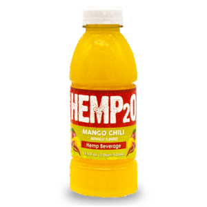 Hemp2o Mango Chili