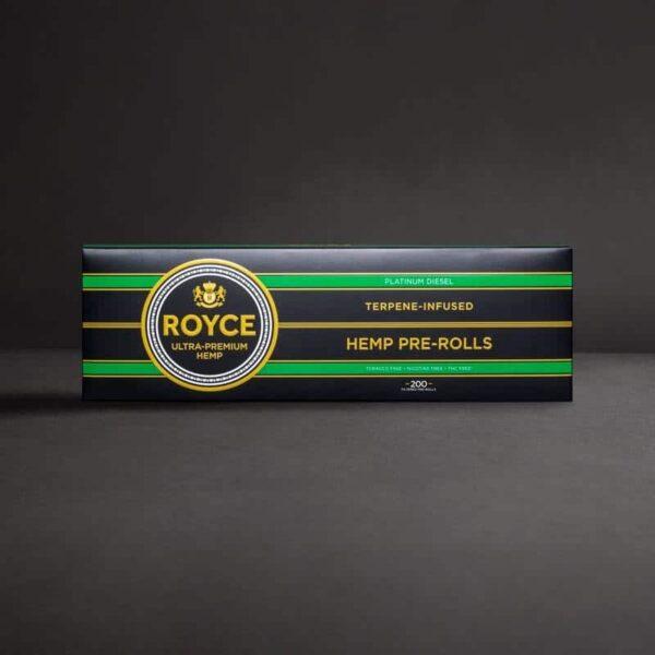 ROYCE hemp Carton