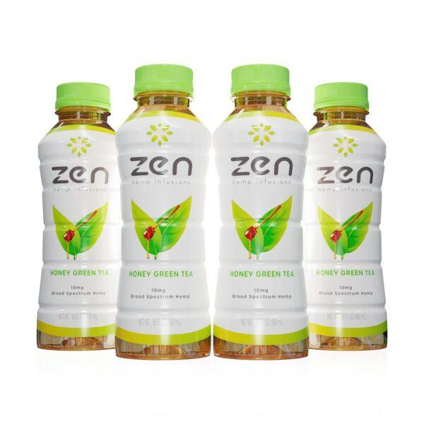 Zen Honey Green Tea
