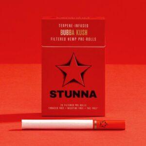Stunna Hemp pre rolls green republic life